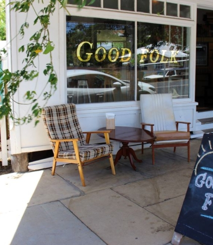 Goodfolk Cafe, Bardon