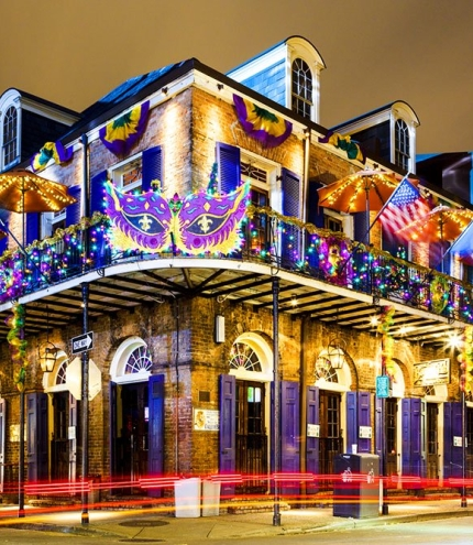 NYE Midnight on Bourbon St, Regatta Hotel, Brisbane, New Year's Eve, December 31, 2019