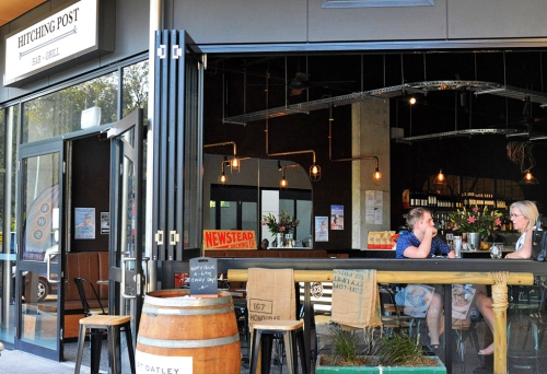 Hitching Post Bar and Grill Pullenvale