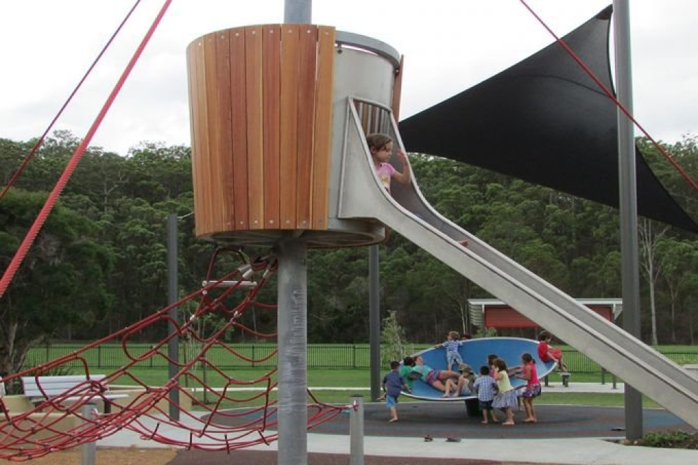 Whites Hill Exploration Playground